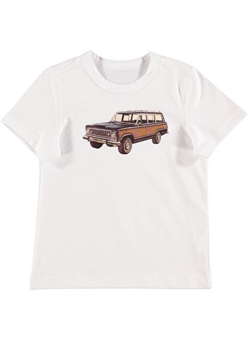 Sly Kids Tişört Beyaz